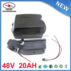 bike electric 1000w 48v battery, 48V 20Ah for 48v Bafang / 8fun 500w / 1000w mid/center drive motor with charger ,BMS