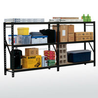 Nanjing TOPSUN Heavy duty Steel warehouse storage shelf