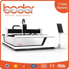 Automatic Embroidery Cnc Metal Laser Cutting Machine High Quality for sale