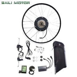 48V 8Fun 750W Bicycle Parts Brushless Hub Motor Kit 350W Electric Pocket Bikes For Sale