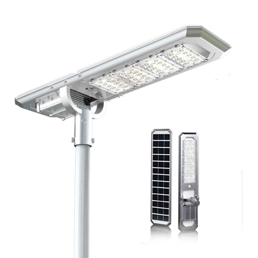 fast shipping 40 watt high power led solar cell street light with long life time