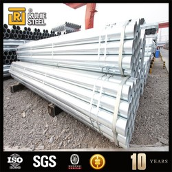 Galvanized Steel Pipe/GI Steel Pipe/HDG Steel Pipe national iron price