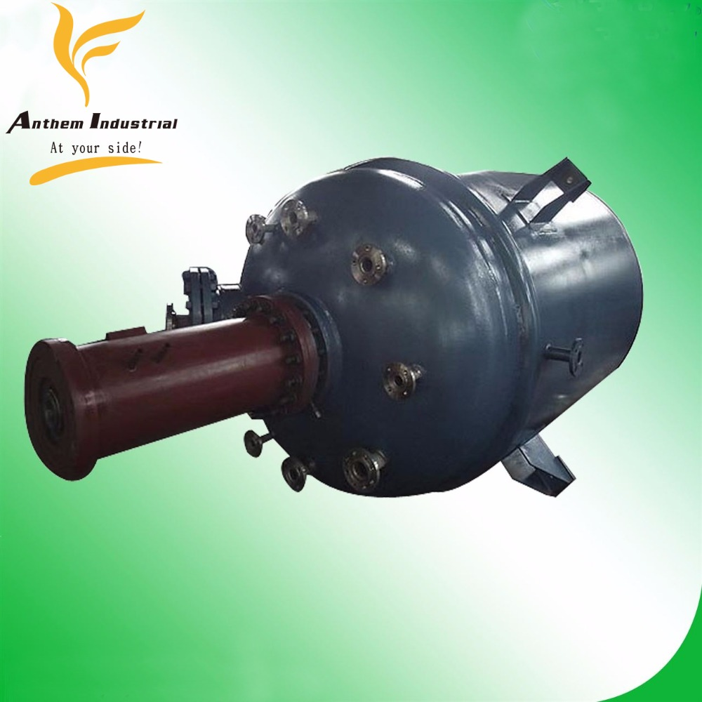 high quality half pipe coil jacketed reactor made in China