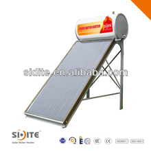 2013 new Flat plate panel solar water heater Power for solar system