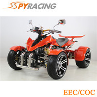 EEC STREET LEGAL QUAD BIKE LONCIN ATV 250CC