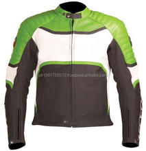 2014 Cruising Leather Motorcycle Jacket