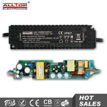 Constant voltage ip67 waterproof 12V 80w 60W led driver