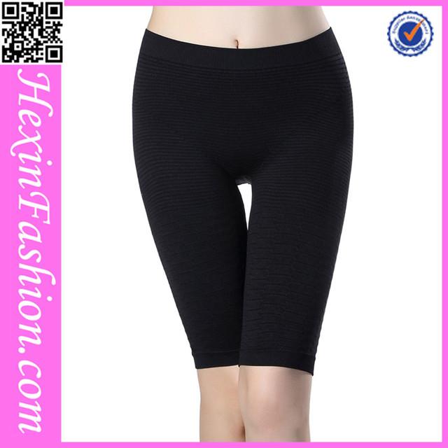 Women Sexy Black Slimming Body Shaper Pants