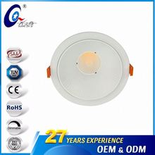 Ac100-220V 4000K 20W 6Inch Led Movable Ceiling Light Fixture