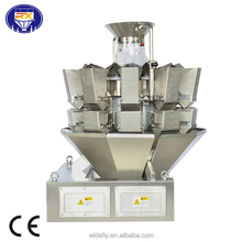 CE waterproof multi-function multi-head weighers electronic scale for snacks, seeds, nuts, fish, hardware and tea leaves