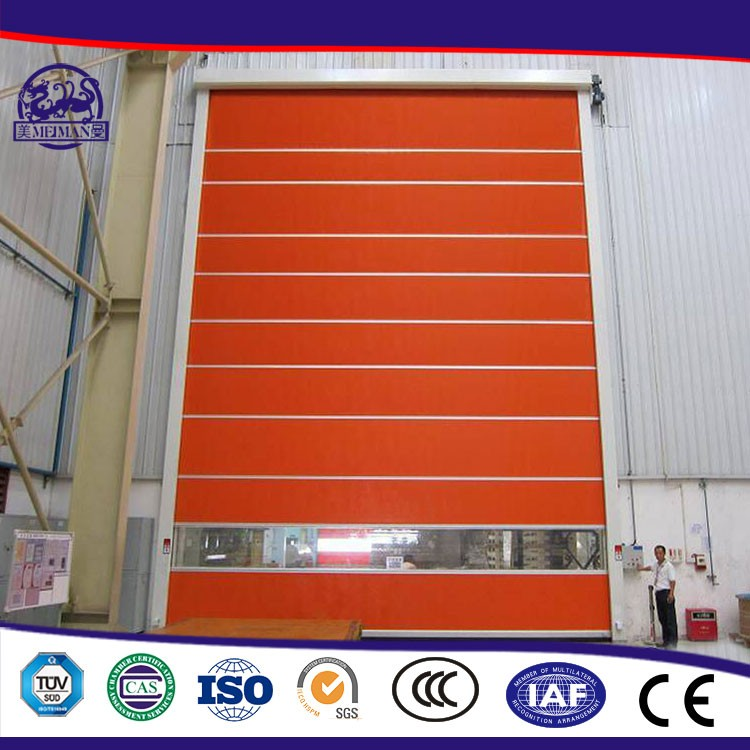 Customized Reusable transparent roller shutters