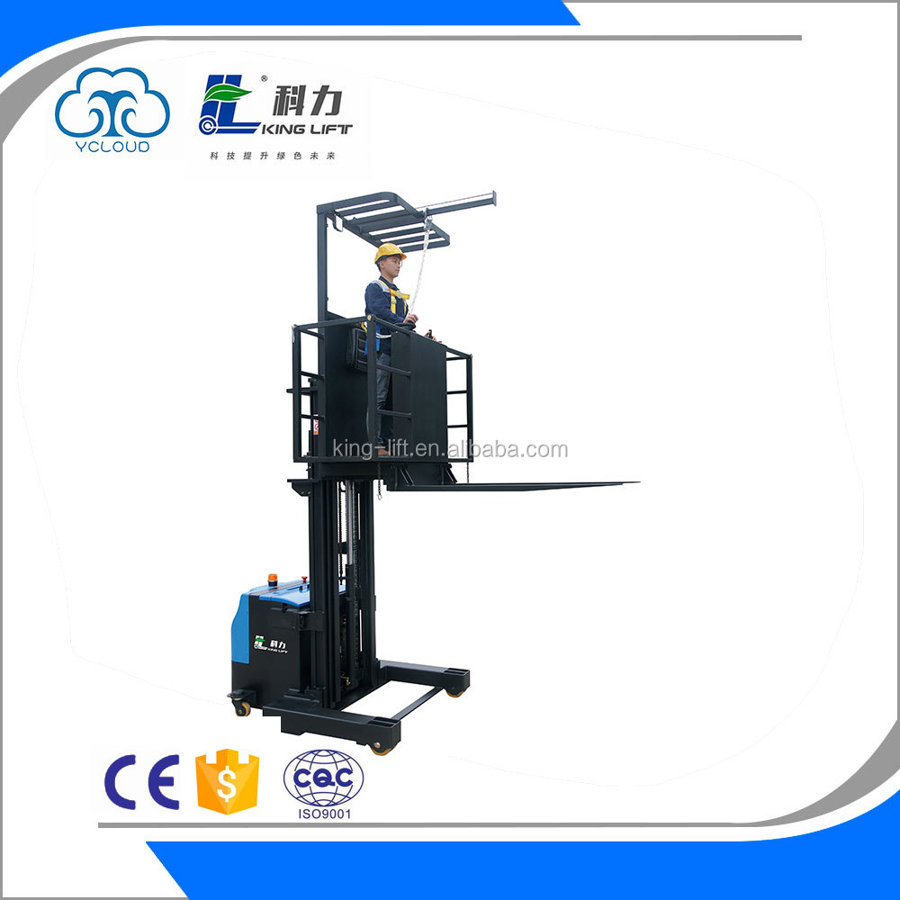 china suppliers electric reach truck with CE certificate KLC