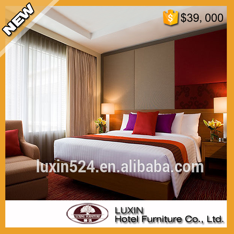 China Furniture Manufacturers Hotel Bedroom Sets