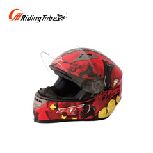 2018 Custom Print Abs Helmet Motorcycle Ls2 Motocross Auto Racing Mini Helmet