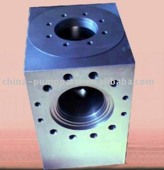 API-mud pump valve housing