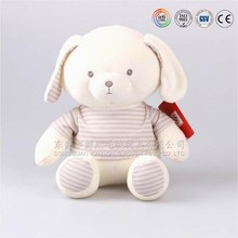Soft Toy Style and Polyester Material baby play rabbit Bunny toy