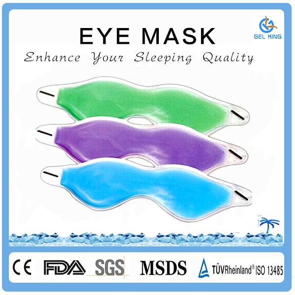 Gel Ice Pack / Cold Pack / Cold Gel Eye Mask For Dark Circle