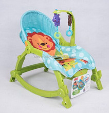 Top selling fit for infant and toddle baby rocking chair/baby rocker/baby bouncer