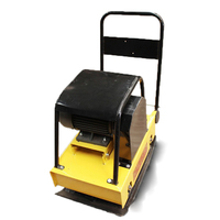 Portable handheld plate tamp machine ,factory direct sale 15kn new design vibrating plate compactor