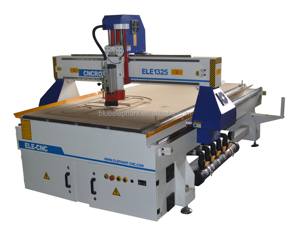 Best Service New Design Router Cnc Woodworking 4 Axis Cnc