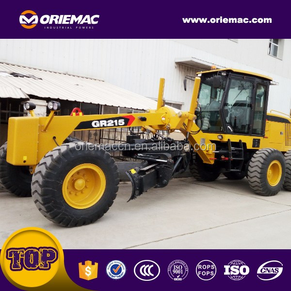 Oriemac 215HP Tractor Road Grader GR215 with Imported Engine