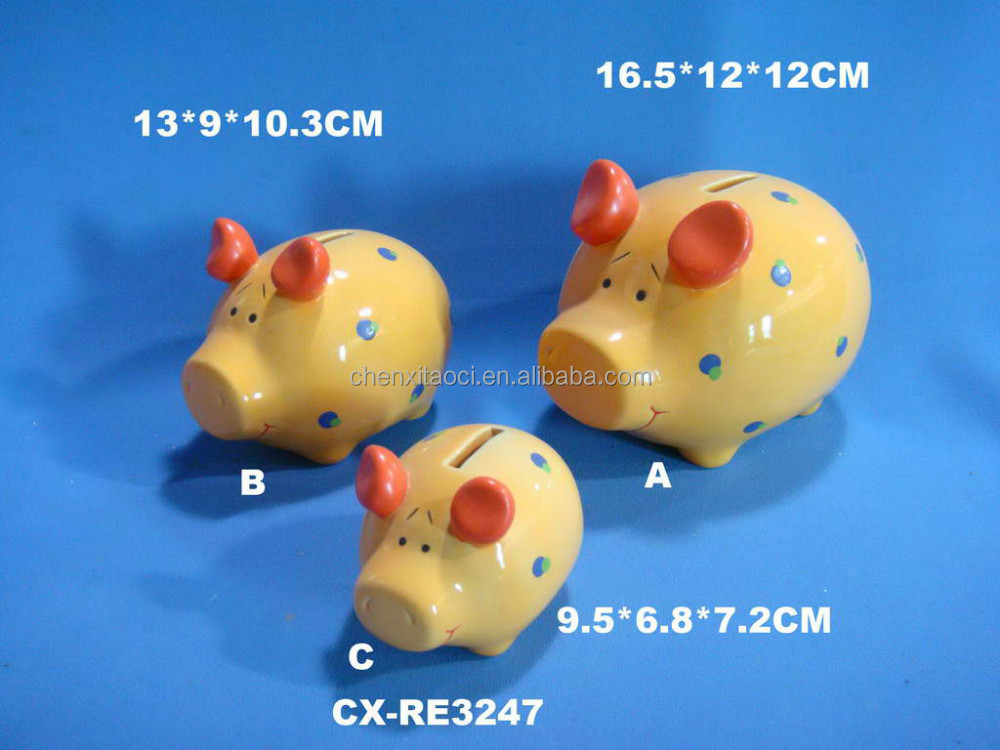 Best Kids Birthday Gift in 2015, Cheap Piggy Bank, Piggy Bank Atm with Many Different Cute Pigs, Gifts & Crafts