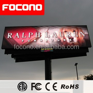 Outdoor Full Color Led Display Screen Led Pharmacy Cross Display