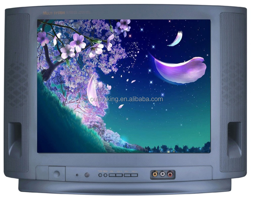 15'' crt tv with good price motherboard spare parts of crt tv