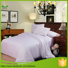 Hot selling 100% cotton bed sheet turkey