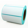 white stickers 80 x 40mm(700 labels) Top Direct Thermal Label Rolls
