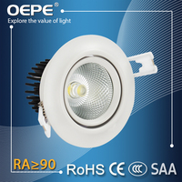 New Led Products Mini Small Size 7W Adjustable Cob Spot Light