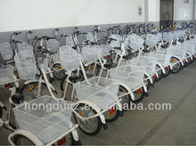 aluminium alloy electric cargo tricycle