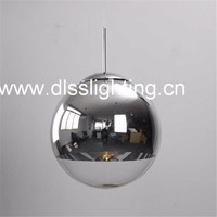 Classic Silver Tom Dixon Pendant Lamp from Dlss Lighting