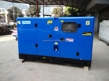 30KVA Silent Diesel Generator Price with Cummins 4BT3.9-G2