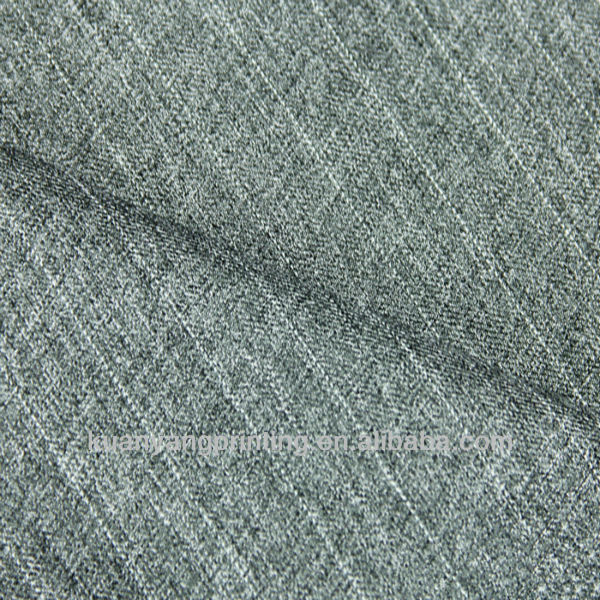 2014 dobby poly cationic grey dyeing fabric textile clothing grey fabric