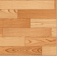 sponge foam pvc waterproof wood laminate flooring