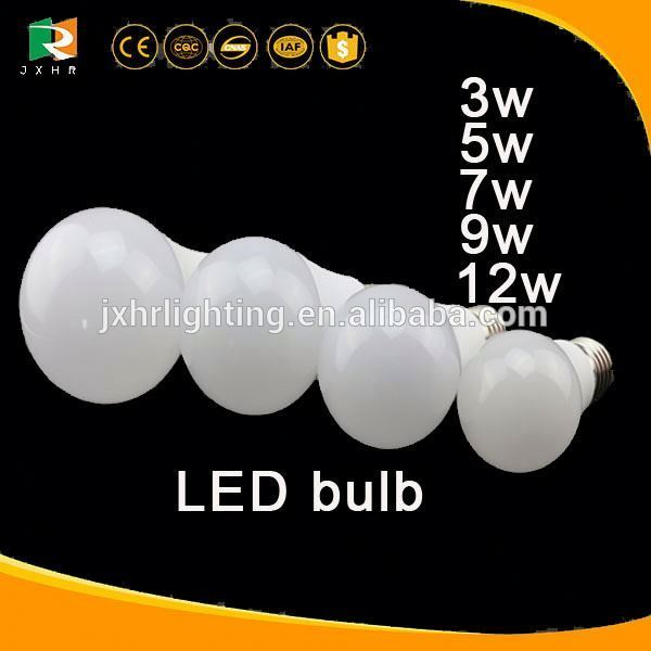 CE ROHS made in china 32v dc led light bulb e27 b22 pf>0.9