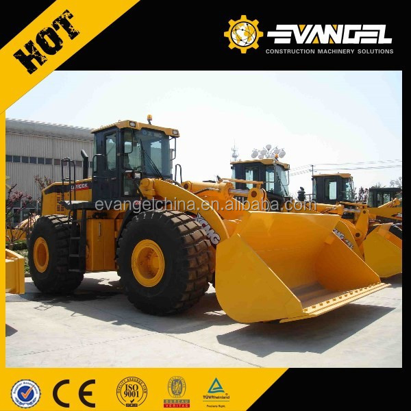 China XCMG 8ton Wheel Loader Lw800k With Bucket 4.5m3