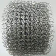 Hot Sale Snow Foam Lance Mesh Knitted Wire Mesh