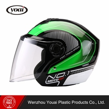 Most popular style cheap price half face motorbike helmet for sale