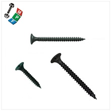 "Made in Taiwan #8-18 x 3"" Phillips Bugle Head #2 Drive Size Fine Thread Zinc #2 Self-Drilling Point Drywall Screw"