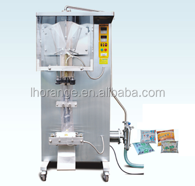 hot sale stainless steel automatic vinegar packing machine /soy sauce packing machine