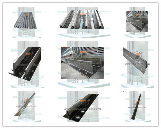 Elevator Parts T50/A Elevator Guide Rail