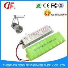 Emergency Lighting Inverter Module 7W LED light 2hours Battery Pack NiCd NiMH LIR 6V