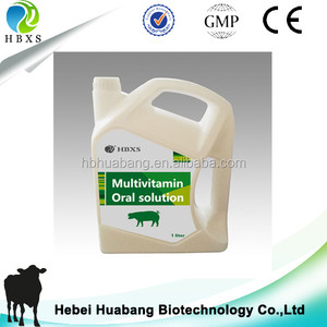 Multivitamin Oral Solution For Animals Use only 500ml 1000ml