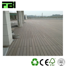 outdoor flooring wood plastic composite roof tile cheap composite decking material