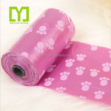 Alibaba High-Quality Hot Sell Popular Plastic Biodegradable Dog Poop Bag On Roll For Sell