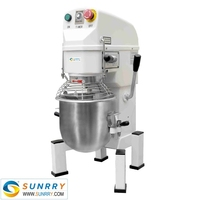 Excellent quality Low Cost industrial planetary bread dough cake mixer bakery equipments