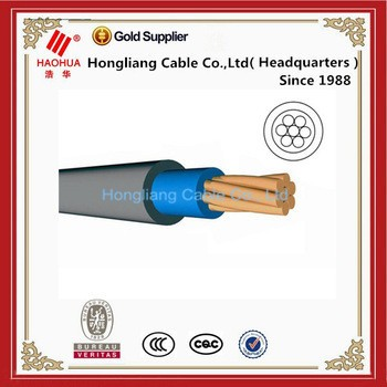 NO.3752- Low Voltage Cu PVC Insulate PVC Jacket 0.6/1 kV Single Core 10mm2 16mm2 25mm2 Price 35mm Cable
