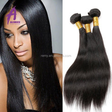 2016 Best Selling Products Wholesale 8A Grade Silky Straight Cheap 100% Human Virgin Weaving Indian Hair